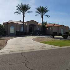 Rental info for J&L Exclusive Homes & Properties in the Scottsdale area