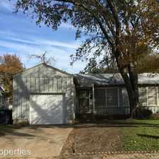 Rental info for 4313 Harwen Terrace in the Fort Worth area