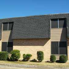 Rental info for 3995 Crow Road in the 77706 area