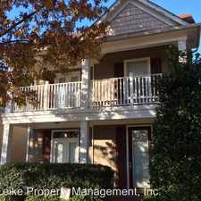 Rental info for 1321 Island Place E