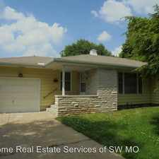 Rental info for 535 W. Normal