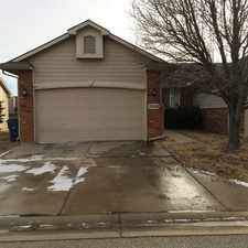 Rental info for 7509 W. Cornelison Circle in the 67212 area