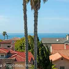 Rental info for 5367 La Jolla Blvd. #60