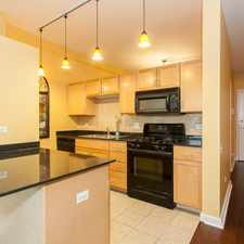 Rental info for 5 North Wabash Avenue #1403 in the Chicago area