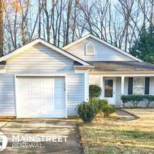 Rental info for 12110 Stewarts Crossing Drive in the Charlotte area
