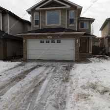 Rental info for ***2 STOREY HOME, 3 BEDROOMS + BONUS ROOM, 2.5 BATHS, DOUBLE ATTACHED GARAGE IN TERWILLEGAR*** in the Terwillegar South area