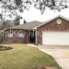 Rental info for 2622 Eagle Nest Ln Humble TX 77396 in the Houston area