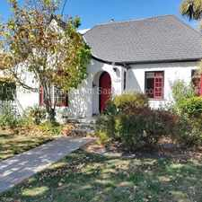 Rental info for 3BD / 2BA Single Family Home in Quiet Neighborhood in the Burlingame Gardens area