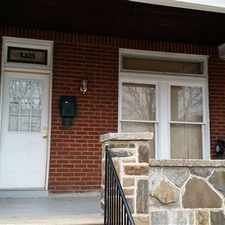 Rental info for Fabulous 3 Bedroom! in the Baltimore area