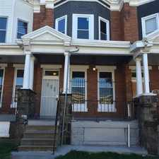 Rental info for New To Market 4 Bed 1 Bath - $1,300 Per Month -... in the Baltimore area
