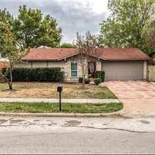 Rental info for 3704 Finley Rd Irving, TX 75062 in the Dallas area