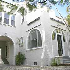 Rental info for 2-story Home in Design District area in the Miami area
