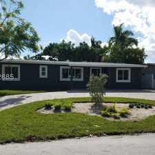 Rental info for DO YOU LIKE NICE THINGS? THIS IS FOR YOU! 3/2 BRAND NEW EVERYTHING, THIS HOUSE IS POPPIN! $3,650 MO. *** SEE REMARKS & PHOTOS*** in the Fort Lauderdale area