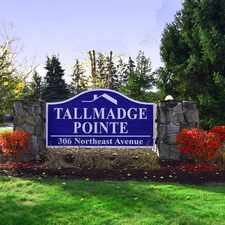 Rental info for 306 Northeast Ave in the Tallmadge area