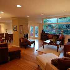 Rental info for $6500 2 bedroom Townhouse in Marin County Belvedere