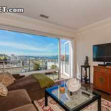 Rental info for $8500 2 bedroom Apartment in Nob Hill in the San Francisco area