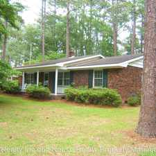 Rental info for 3109 Country Club Road