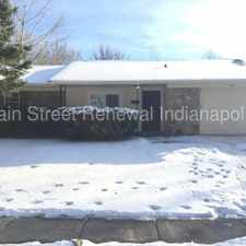 Rental info for 10227 Ridgefield Dr - Three Bedroom Ranch with Fenced In Backyard! in the Indianapolis area