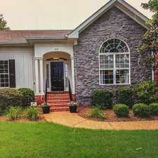 Rental info for 5612 Oakes Drive in the Nashville-Davidson area