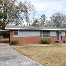 Rental info for 2029 Steiner Avenue in the Augusta-Richmond County area