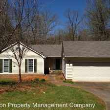 Rental info for 7900 Crockett Lane in the Sardis Forest area