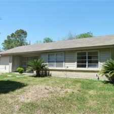 Rental info for NO DEPOSIT for applicants w/ a THREE BEDROOM voucher!!! Recently remodeled... central A/C & heat, tile flooring, washer/dryer connections, hardwood flooring, new paint, new roof, fenced backyard & more!!! in the Houston area