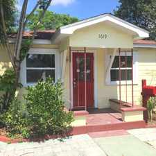 Rental info for NORTH SIDE 3 BEDROOM 2 BATH HOUSE WITH 1 CAR DETACHED GARAGE FOR RENT! in the St. Petersburg area
