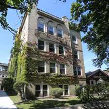 Rental info for 4030 Paulina #3B in the Chicago area