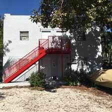 Rental info for 237 Northeast 58th Street #1 in the Miami area