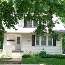 Rental info for 709 North Busey Avenue in the Urbana area