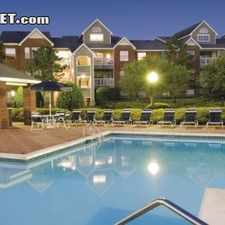 Rental info for One Bedroom In Mecklenburg County in the Charlotte area