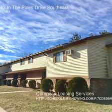 Rental info for 6043 In The Pines Drive Southeast