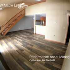 Rental info for 4881 W Maple Leaf Cir in the Honey Creek Manor area