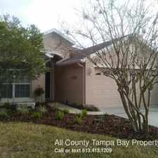Rental info for 23508 Bermuda Bay Court in the Land O' Lakes area