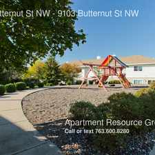 Rental info for 9103 Butternut St NW