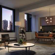 Rental info for 369 West 35th Street in the New York area