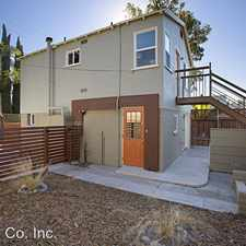 Rental info for 2933 Bancroft Street in the San Diego area