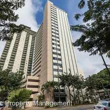 Rental info for 2092 Kuhio Ave #2405