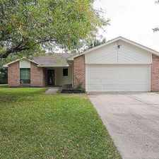 Rental info for 8330 Pebbledowne Drive in the Houston area