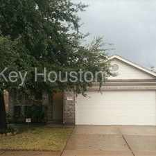 Rental info for 19407 Dawn Canyon Rd Houston TX 77084 in the Houston area