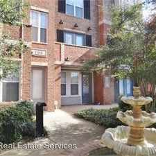 Rental info for 75 Shoemaker Ct #107