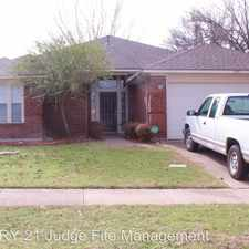 Rental info for 1121 Germany Drive in the Cedar Hill area