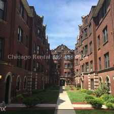 Rental info for Chicago Rental in the Bronzeville area