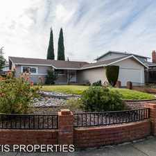 Rental info for 4710 Del Loma Court