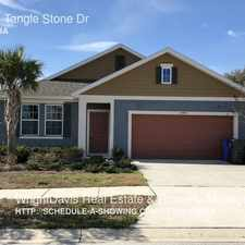 Rental info for 11603 Tangle Stone Dr