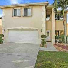 Rental info for 4170 NW 62nd Ct Coconut Creek Five BR, Truly remarkable home &