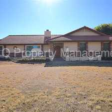 Rental info for Superior 4 bed / 3.5 bath on an acre lot! in the Mesa area