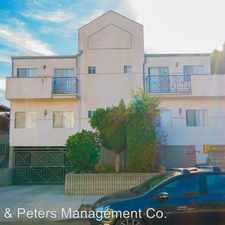 Rental info for 11834 Avon Way in the Marina del Rey area