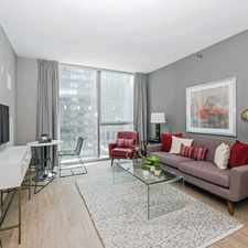 Rental info for E Lake St & Michigan Ave in the The Loop area