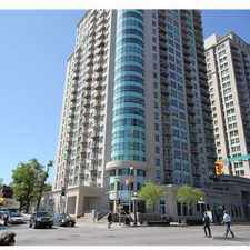 Rental info for 234 Rideau Street Unit 601 in the Somerset area